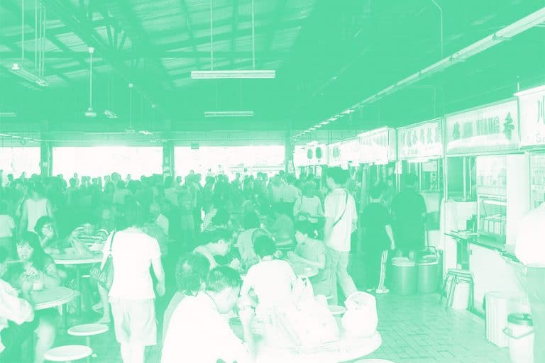 Hawker Centres in Singapore