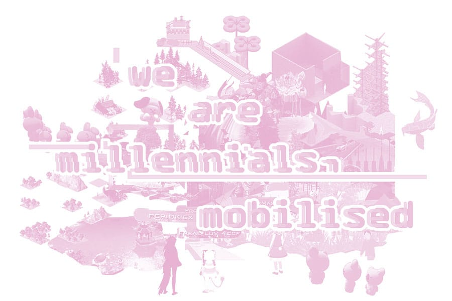 We Are Millennials, Mobilised