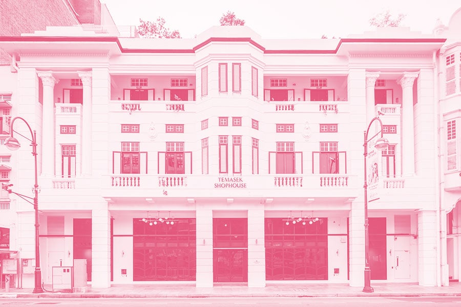 Read more about the article Temasek Shophouse