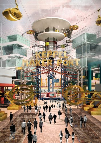 Image Credit: NUS-Tsinghua Design Research Initiative: Sharing Cities
